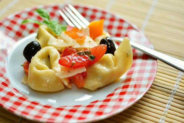 Tortellini, dumpling