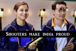 ISSF World Cup: Jitu Rai, Heena Sidhu win Gold in 10m Air Pistol mixed team event