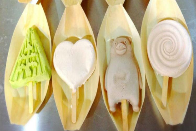 ice cream, food, japan