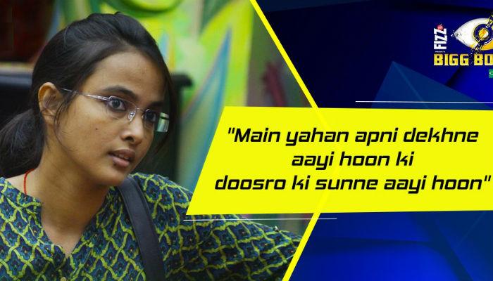 Jyoti Kumari, Bigg Boss 11