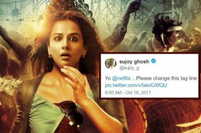 Kahaani, Sujoy Ghosh, Tweet, Netflix