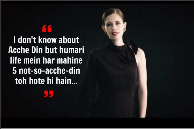 Kalki Koechlin redefines GST in this hard-hitting video everyone needs to watch