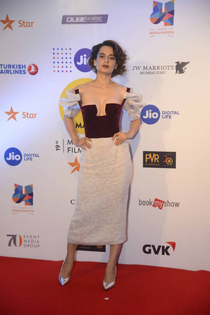 Kangana Ranaut at MAMI 2017
