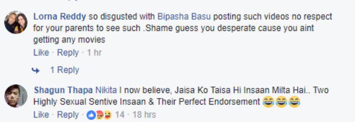 Karan Singh Grover, Bipasha Basu, condom ad comments