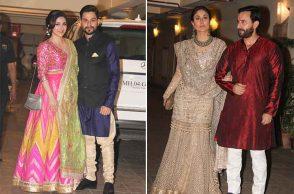 Kareena-Saif Diwali party pic