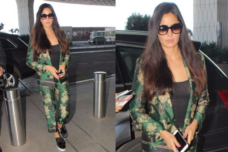 Spend your Diwali bonus on this Katrina Kaif airport look and you will never regret
