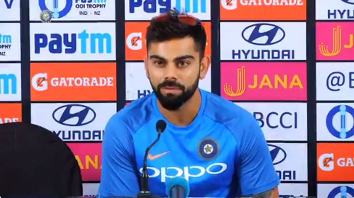Virat Kohli opens up on Ravindra Jadeja, R Ashwin's exclusion ahead of first ODI against NewZealand