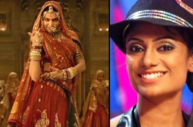Deepika Padukone in Ghoomar, Kruti Mahesh Midya, choreographer, Padmavati