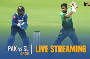 Pakistan vs Sri Lanka 4th ODI Live Streaming