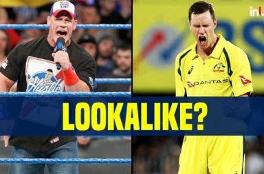 Jason Behrendorff reacts on being compared with WWE wrestler John Cena