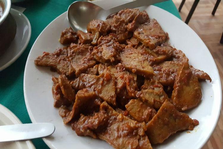 Lowa Khatsa, tibetan food
