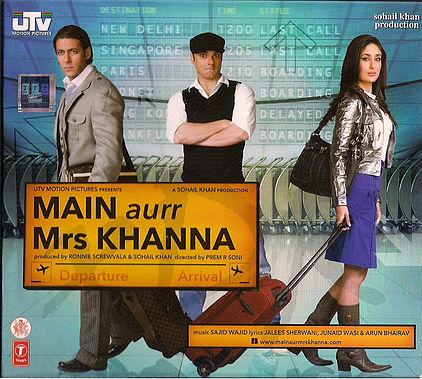 Main Aur Mrs Khanna