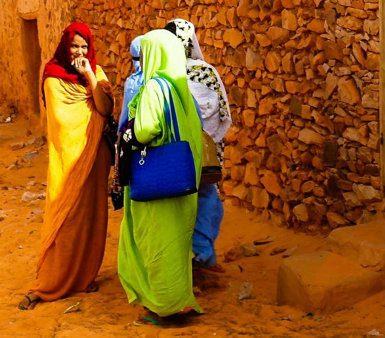 Mauritania women