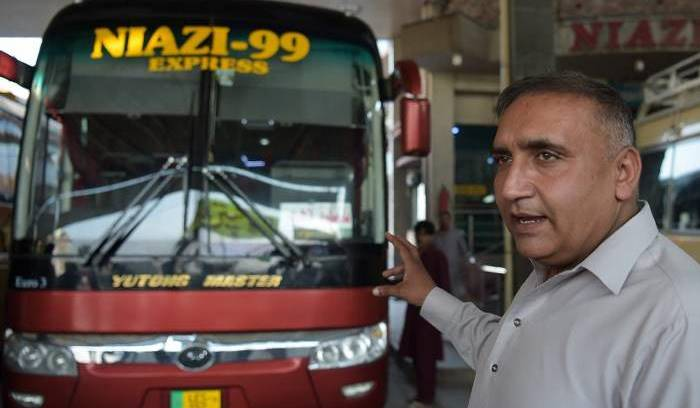 Meet Meher Muhammad Khalil, the bus driver who risked his life to save Sri Lankan players in 2009 terrorist attack