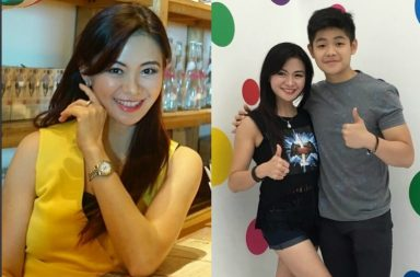 Mother teenage sons, Instagram, Mother son duo, 50 YO mother Instagram, Puspa Dewi Instagram