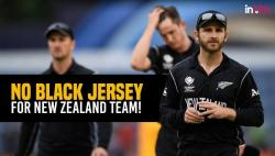 New Zealand will not wear black jersey in T20Is vs India. Here's why