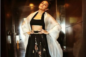Neha Dhupia best dressed featured image this week