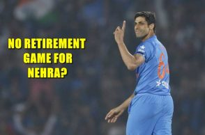 Ashish Nehra retirement, Ashish Nehra retirement match, India's Chief selector, MSK Prasad, Ashish Nehra final T20I, India vs New Zealand 1st T20I, Delhi T20I