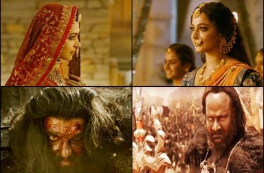 Padmavati and Baahubali similarities
