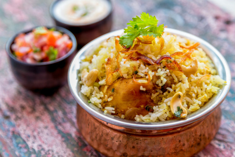 Ever Tried Pakistani Biryani? Here's Where You Can Eat