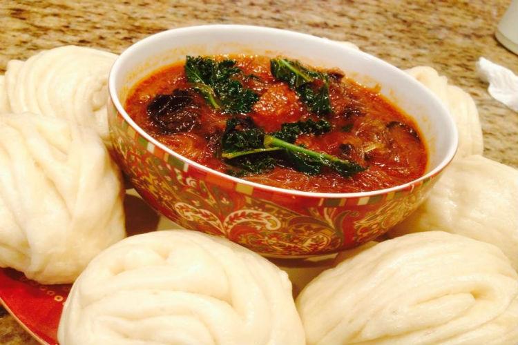 Phingsha, tibetan food