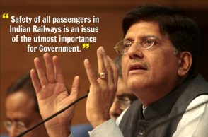 Quora Indian Railways, Railway Minister Piyush Goyal Quora