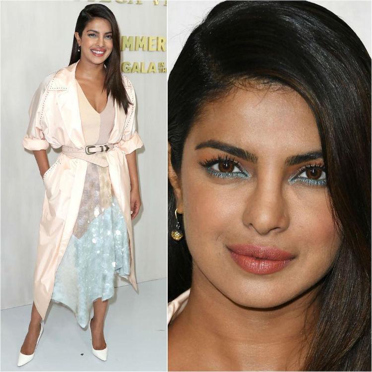 Priyanka Chopra in a Bottega Veneta attire