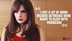 Richa Chadha reveals a bitter truth about female friendships in Bollywood