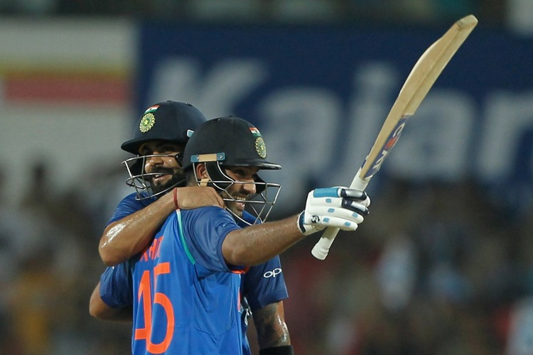 India vs Australia 5th ODI Highlights: Rohit Sharma destroys Australia's bowling attack, India win by 7 wickets