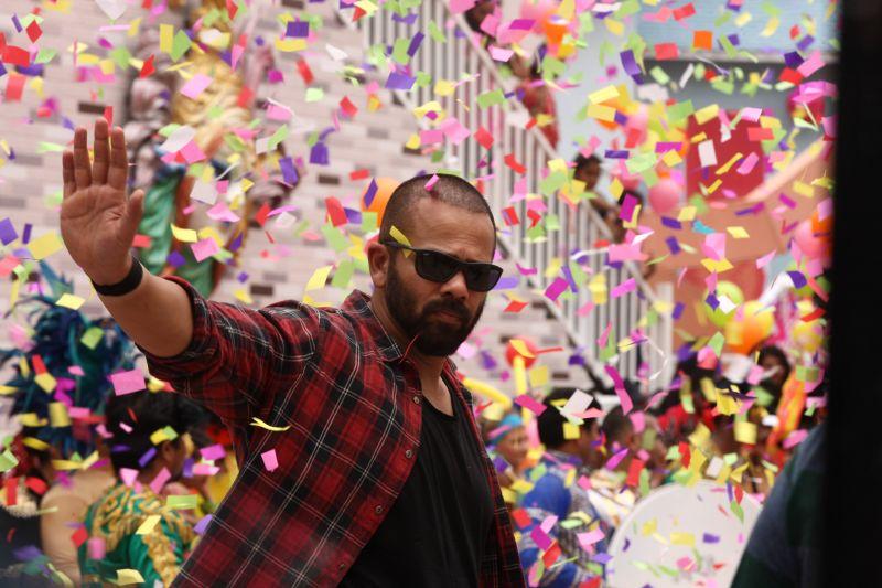 Rohit Shetty, Golmaal Again, Box Office