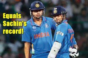 Virat Kohli ODI records, Virat Kohli records, Virat Kohli century vs New Zealand, India vs New Zealand 3rd ODI, IND vs NZ, Kanpur ODI, Virat Kohli-Rohit Sharma, Sachin Tendulkar ODI record, Most ODI runs in 2017, Most international runs in 2017, AB de Villiers ODI record, Quickest to 9,000 ODI runs