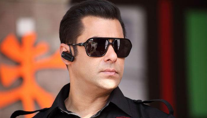 Salman Khan, Bodyguard