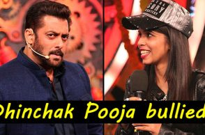 Salman Khan, Dhinchak Pooja, Bigg Boss 11