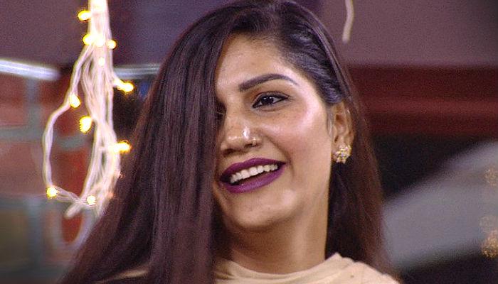 Sapna Chaudhary, Bigg Boss 11