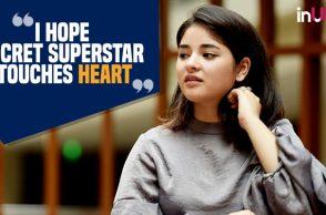 Zaira Wasim, Secret Superstar
