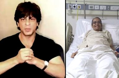 Shah Rukh Khan, Aruna Aunty, Twitter