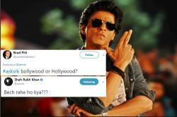 Is Shah Rukh Khan the wittiest Bollywood star? We'll let these 10 tweets answer that