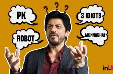 Films Rejected by Shah Rukh Khan (Chetan Kamal/InUth)