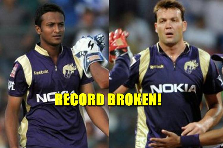 Shakib Al Hasan breaks Jacques Kallis' record, becomes fastest to 200 wickets and 5,000 runs in ODIs