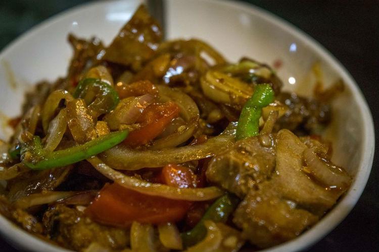 Shapta, tibetan food