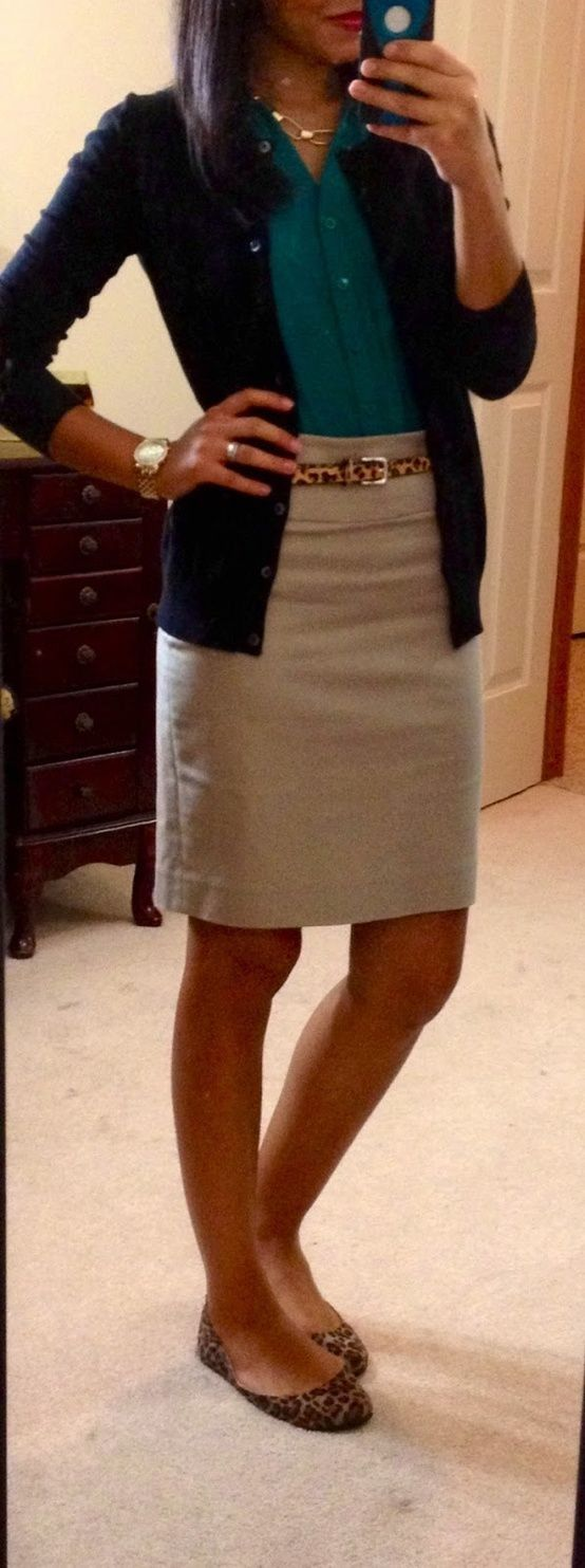 7 outfit ideas that you can wear on your first day at work! e8d0f7491