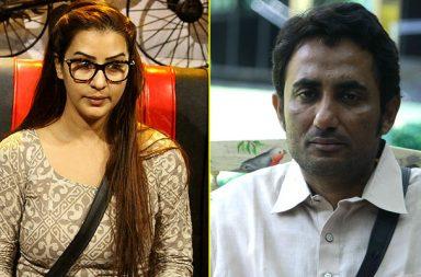 Shilpa Shinde, Zubair Khan, Bigg Boss 11