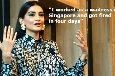 Sonam Kapoor, IANS photo