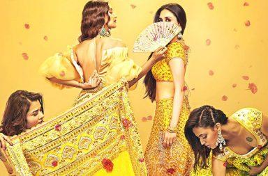 Sonam Kapoor, Kareena Kapoor, Veere Di Wedding, poster