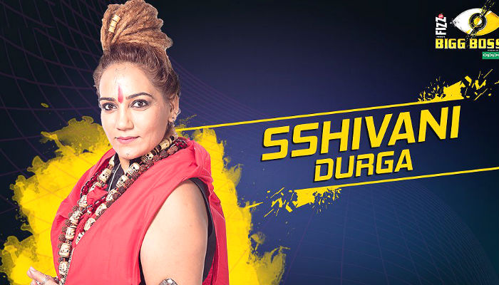 Sshivani Durga, Bigg Boss 11, Colors TV