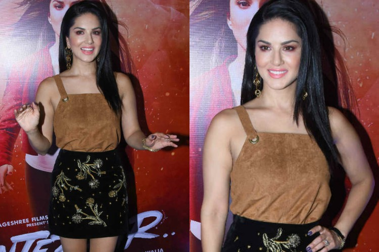 Sunny Leone's 'casual' outfit costs as much as a dinner for two in a 5-star hotel