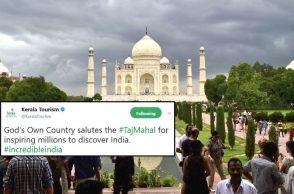 Taj Mahal, Kerala Tourism