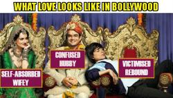 Confused love triangles to stereotyped LGBT roles: Things Bollywood has been getting wrong since ages
