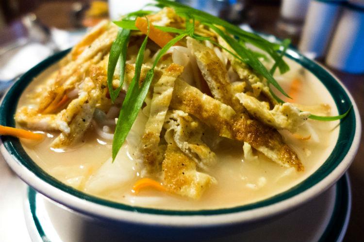 Thukpa, tibetan food