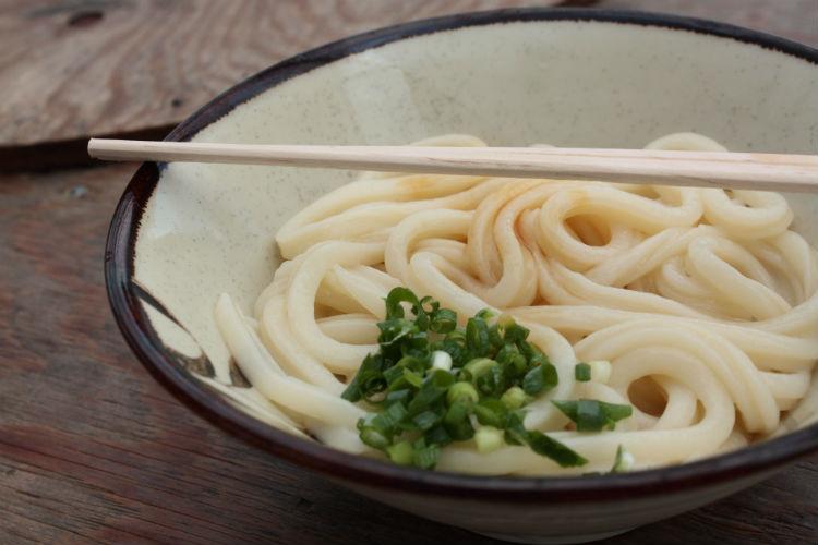 Udon, japanese food